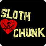 Sloth Love Chunk T-Shirt