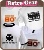 Vintage T-Shirts / Retro T-Shirts
