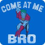 Captain Planet Come At Me Bro T-Shirt